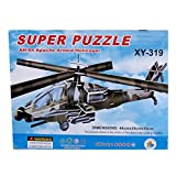 Lionsland Helicopter 3D Puzzle Toy for K...