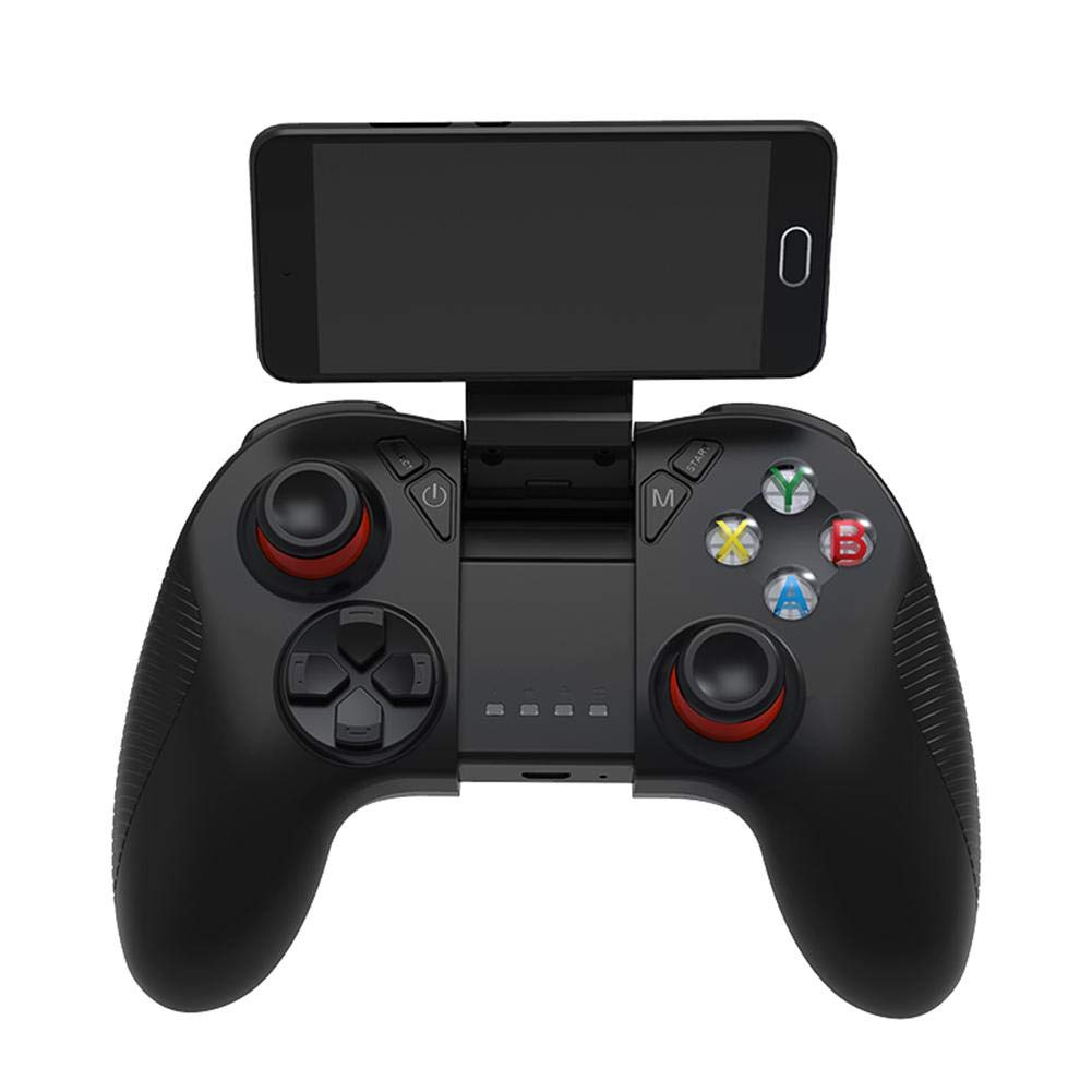 Everpert SHINECON B04 Wireless Bluetooth Gamepad Phone Holder Stand for  PUBG Mobile