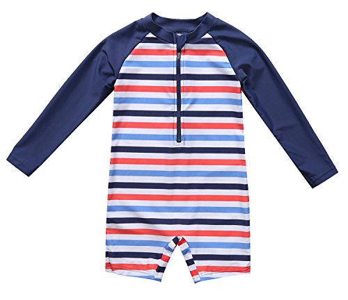 ATTRACO Toddler Baby Boys Stripe...