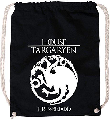 EZYshirt®  Game of thrones   House Targaryen   GOT   Baumwoll ()