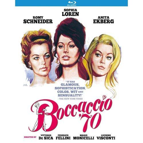 Boccaccio 70 [Blu-ray]