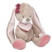 Nattou Nina, Jade, & Lili - Cuddly Nina The Rabbit