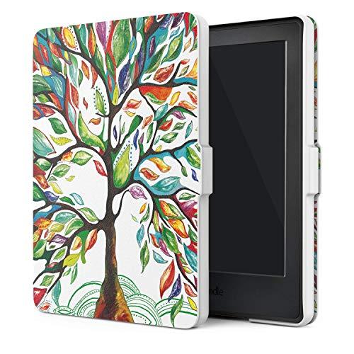 MoKo Funda Kindle 8th Generación - Funda SmartShell