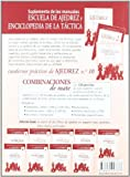Image de CUADERNOS PRÁCTICOS DE AJEDREZ 10. COMBINACIONES DE MATE (Cuadernos Practicos Ajedre)