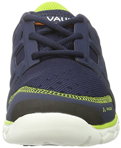 VAUDE Women's TVL Easy, Chaussures de Randonnée Basses Femme Bleu (Eclipse)