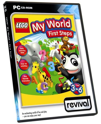 Price comparison product image LEGO My World First Steps