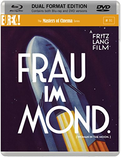 Frau Im Mond [Woman In The Moon] (Masters of Cinema) (DUAL FORMAT Edition) [Blu-ray] [UK Import]