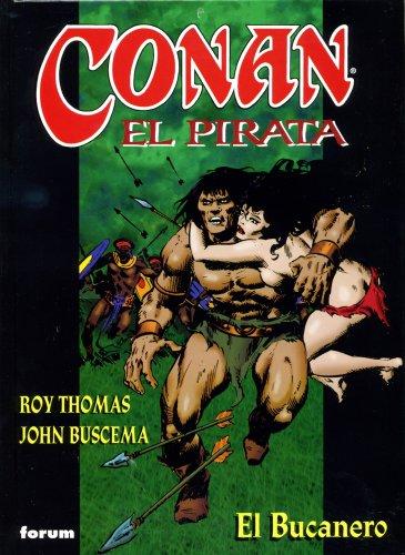 Conan El pirata nº 04/04: El Bucanero