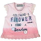 boboli 203038-3503, Camiseta para Bebés, Rosa (Pink), 12M