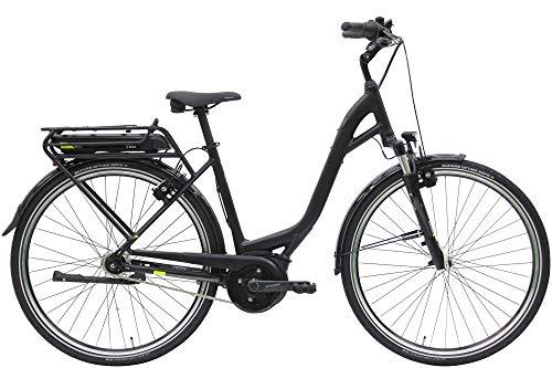 ZEG Pegasus Solero E8R Plus Damen Wave E-Bike Pedelec 2020, Farbe:schwarz, Rahmenhöhe:45 cm, Kapazität Akku:400 Wh