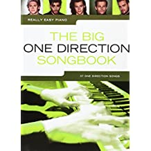 One Direction The Big Songbook Really Easy Piano.