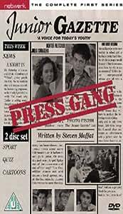 Press Gang - Complete Series 1 [1989] [DVD]