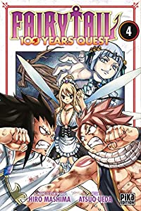Fairy Tail - 100 Years Quest Edition simple Tome 4