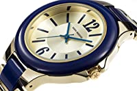 Mark Maddox MP0002-35 - Reloj de cuarzo para mujer color azul de Mark Maddox