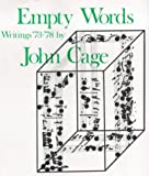 Empty Words: Writings, 1973-78