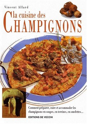 La cuisine des champignons