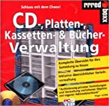 CD-Platten-Kassetten- und B�cherverwaltung Bild