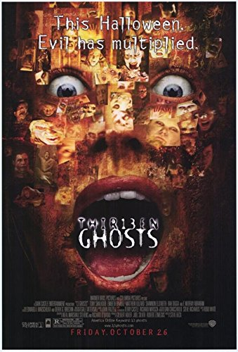 13 Ghosts Movie Poster (68,58 x 101,60 ()
