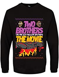 Sweat-shirt Two Brothers The Movie Homme Noir