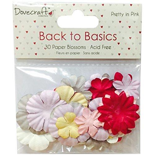 dovecraft-back-to-basics-pretty-in-pink-motif-fleurs-en-papier