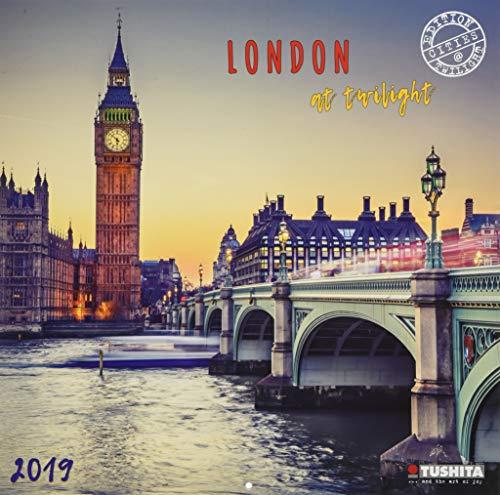 London at Twilight 2019 (CITIES AT TWILIGHT)