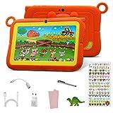 Tablet para Niños de 7 Pulgadas, con Memoria Escalable ,Tablet Infantil con Android 6.0,1GB RAM +...