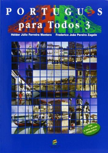 Portugués Para Todos 3 por Vv.Aa.