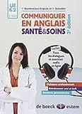 Communiquer en anglais santé soins