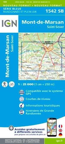 1542SB MONT-DE-MARSAN ST-SEVER par COLLECTIF