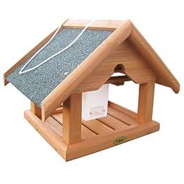 HABAU 2997Fringuello Casetta per uccelli con Silo
