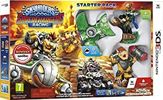Skylanders - SuperChargers Racing Starter Pack (B00YPF6OKQ) | Amazon price tracker / tracking, Amazon price history charts, Amazon price watches, Amazon price drop alerts