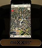 MAXXUS CROSSTRAINER CX 6.1 – Ellipsentrainer, kostenlosem Versand. flacher, elliptischer Bewegungsablauf mit großer Schrittlänge für einen gesunden Lauf. Trainingsprogramme, HRC-Programme, Smartphone-Tablet-Halterung, elektr. gesteuerte Magnetbremse, robuste Konstruktion - 4