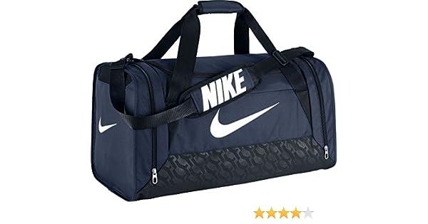 fe87059a5854 Nike Brasilia 6 Medium Duffle Bag(BA4829-401)  Amazon.in  Bags ...