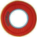 Ruffwear Frisbee Hundespielzeug, Treibt auf dem Wasser, One Size, Rot (Sockeye Red), Hydro Plane, 60151-601