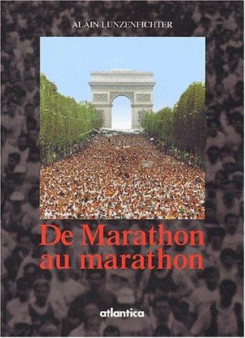 De Marathon au marathon