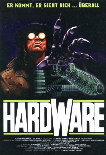 Hardware (M.A.R.K. 13) - Small Numbered Hardbox Edition - by Richard Stanley