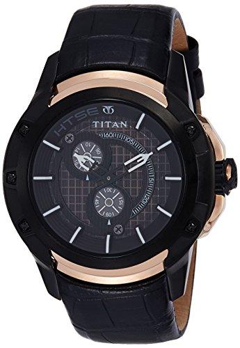 51KMFBh4gEL - Titan NE1540KL01 HTSE Mens watch