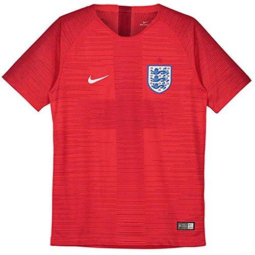 Nike Jungen England Trikot Away WM 2018 Teamtrikot Rot M
