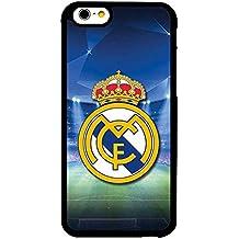 Custom IPhone 6/IPhone 6s 4.7 Inch Plastic Phone Case Real Madrid La Liga Case Popular Gifts