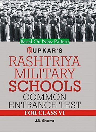 Rashtriya Military School Common Entrance Test - Class VI