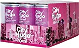 City Hugo Rose aromatisierter Cocktail