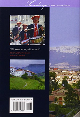 The Basque Country: A Cultural History (Landscapes of the Imagination)