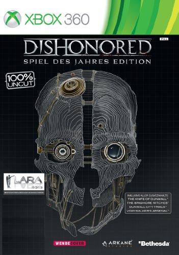 Dishonored: Spiel Des Jahres Edition [AT-PEGI] [Importación Alemana]