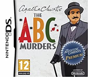 Agatha Christie: The ABC Murders (Nintendo DS)
