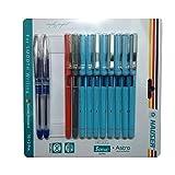 #6: Hauser Sonic + Astro Pen Kit (Ink Blue Black Red)
