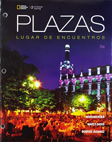 Plazas + Mindtap Mobile App Access Card for Spanish: Plazas + Ilrn Language Learning Center, 4 Terms 24 Months Access Card