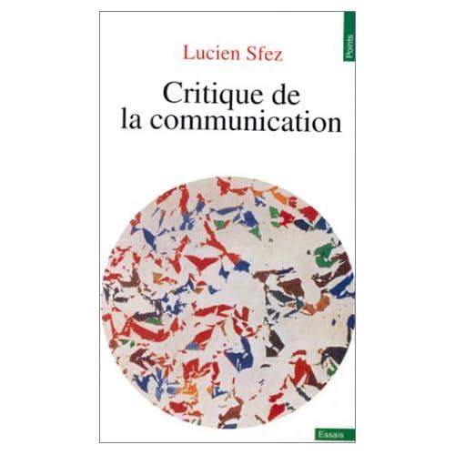 Critique de la communication