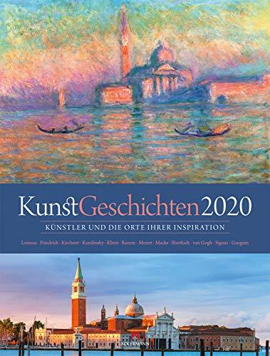 KunstGeschichten 2020
