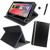 Medion lifetab E10318 (MD 98595) / E10317 (MD 98688) 25,7 cm 10.1 zoll Tablet PC Tasche mit Aufstellfunktion - Schwarz