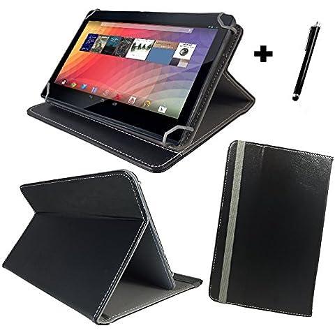 Asus VivoTab Note 8 / 8.0 Zoll Tablet PC Tasche mit Standfunktion - 8 Zoll Schwarz